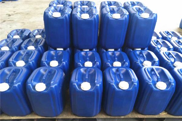 循环水高效广谱阻垢缓蚀剂L-402杭州玻璃水厂实地拍摄